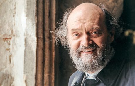 Porträt von Arvo Pärt