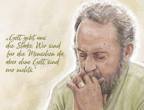 Juan-José Aguirre Muñoz: An der Seite der Menschen