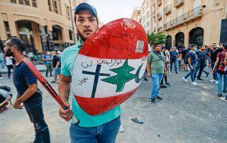 …aber die Gründe dafür bleiben aufrecht, wie jüngste Proteste im Libanon zeigen.