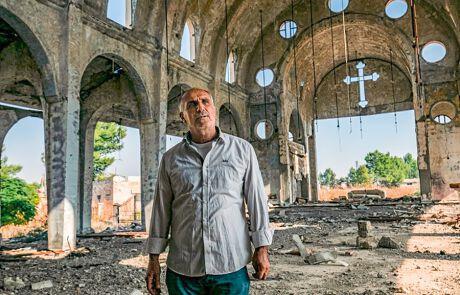 Viele von ihnen wurden vertrieben oder mussten fliehen, von mancher Kirche blieb nur eine Ruine.