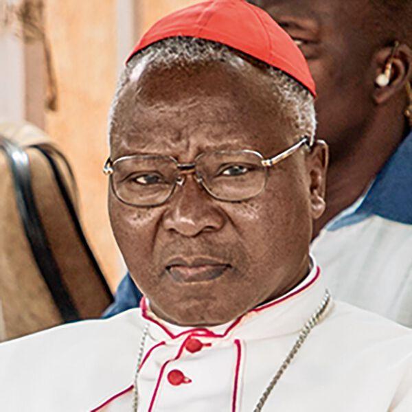 Kardinal Philippe Ouédraogo