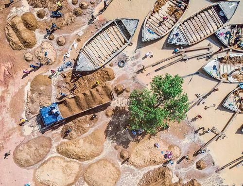 Mali: Auf Sand bauen