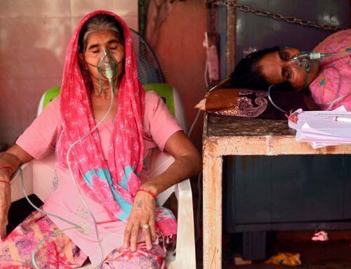 Corona-Katastrophe in Indien