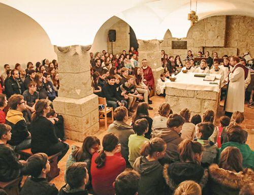 Treffpunkt Benedikt: Jugend auf den Spuren des Heiligen Benedikt