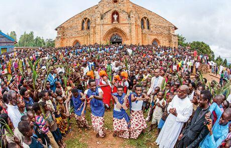 Pilgerstätte Muyaga
