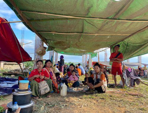 Myanmar: Christen im Visier des Militärs