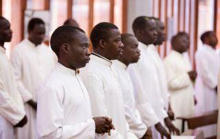 Afrikas Seminare sind übervoll