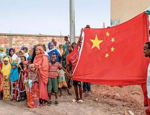 Als die Chinesen kamen